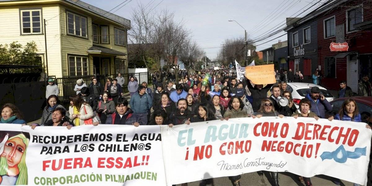 """Los errores del caso """"crisis del agua potable"""" en Osorno"""
