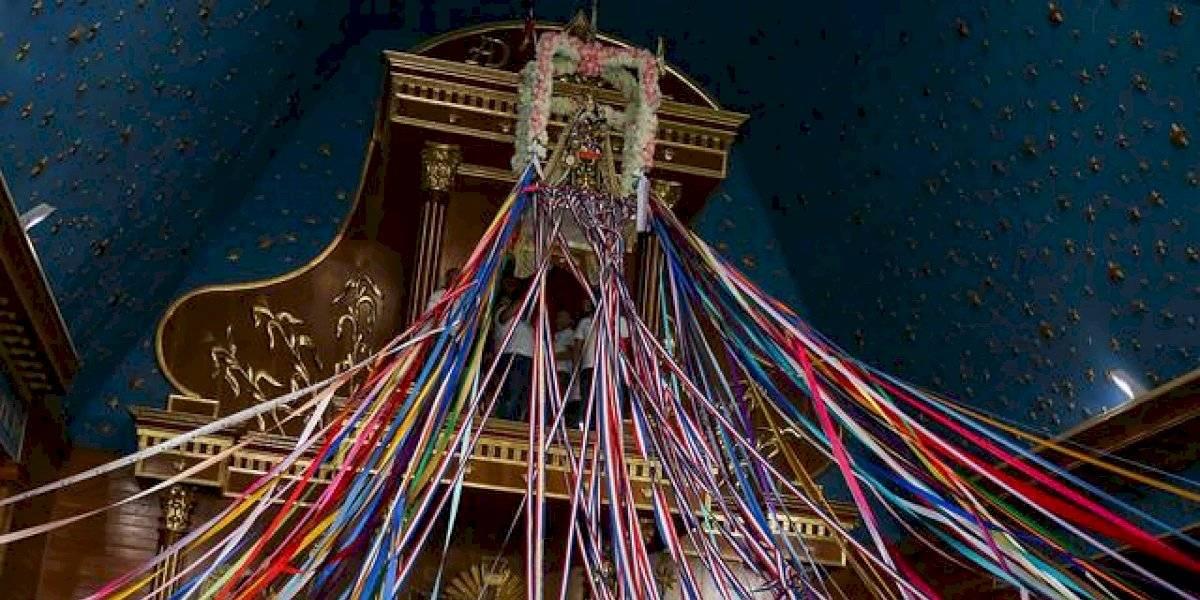 Roban alcancía del templo de La Tirana: habría tenido 1 millón de pesos en aportes de feligreses