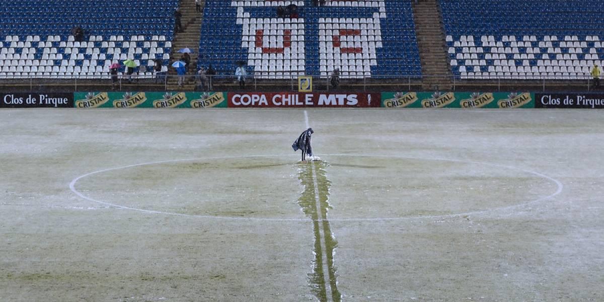 ANFP programó la revancha entre la UC y Santiago Morning por Copa Chile