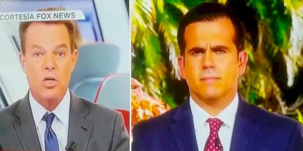 Rosselló le dio una entrevista a FOX News y le acribillaron la dignidad