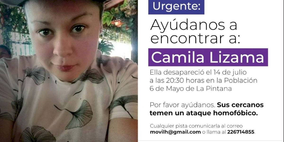 Movilh denuncia desaparición de joven lesbiana luego de salir de una iglesia evangélica