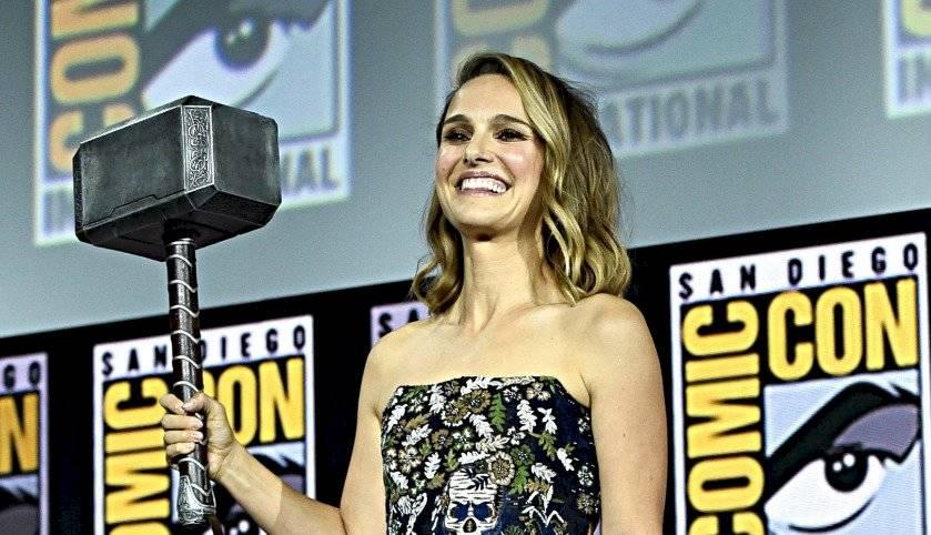 Natalie Portman regresará a Marvel Getty Images