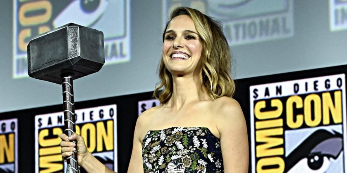 Natalie Portman regresará a Marvel en una versión femenina de Thor