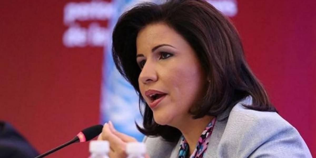 Cedeño elogia discurso de Medina: «Sé que usted no iba a poner al país ni al PLD en peligro»