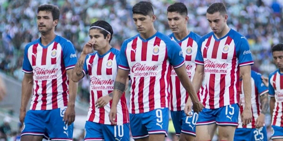 Chivas se despide de la International Champions Cup frente al Atlético