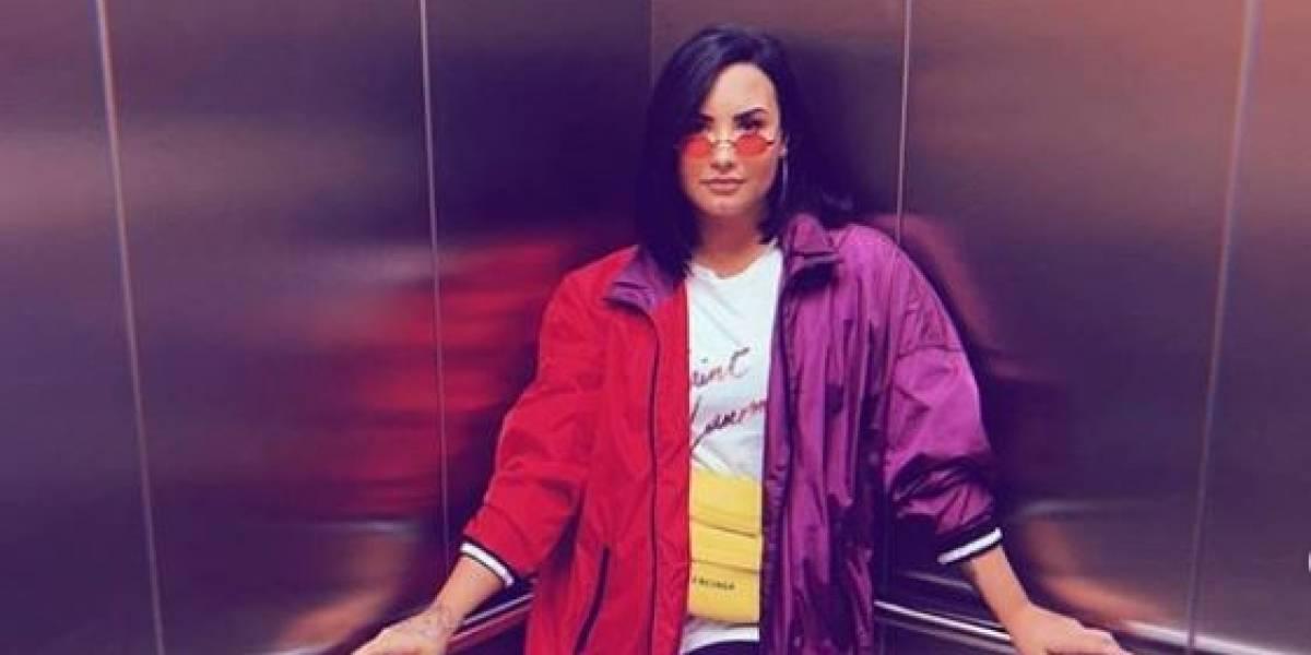 Demi Lovato vuelve a atravesar una grave depresión y preocupa a sus seguidores