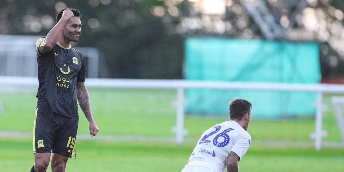 Festeja el Coto Sierra: Al Ittihad venció al Leeds United de Marcelo Bielsa con gol de Luis Jiménez