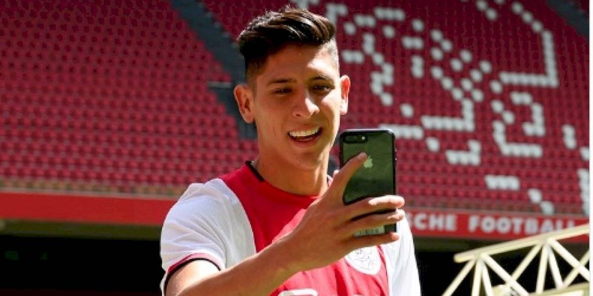 Ajax hace oficial la contratación de Edson Álvarez