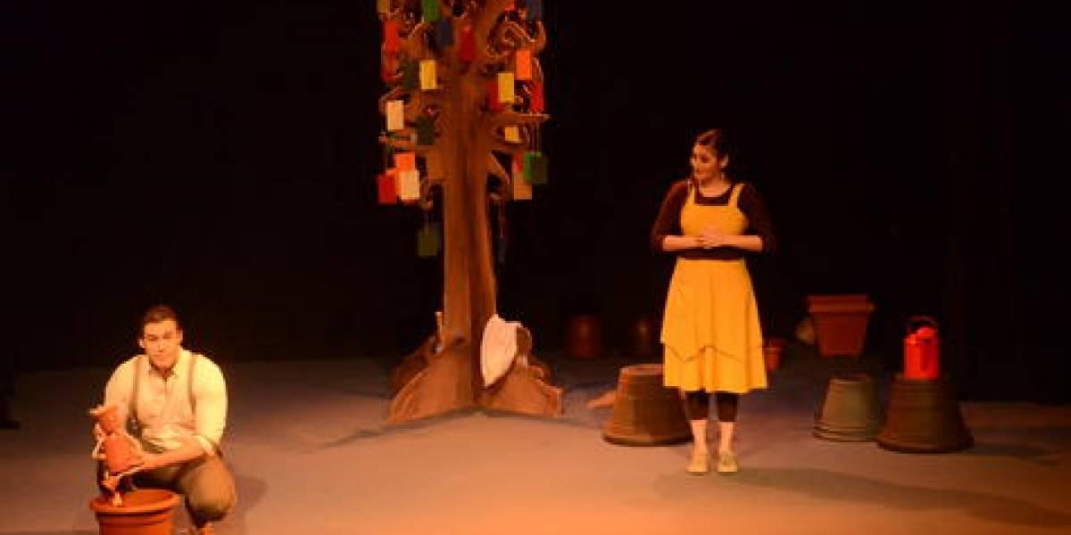 """Obra """"El árbol de mi vida"""" será presentada desde hoy hasta el domingo"""
