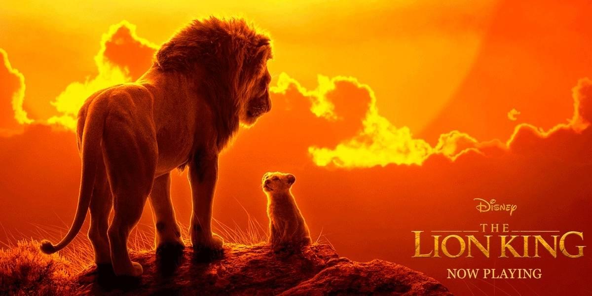 El Rey León aplasta récords de taquilla de Harry Potter y pantallas IMAX