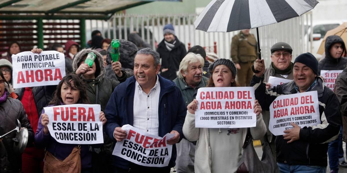 Superintendencia de Servicios Sanitarios analiza posibilidad de terminar la concesión de Essal en Osorno