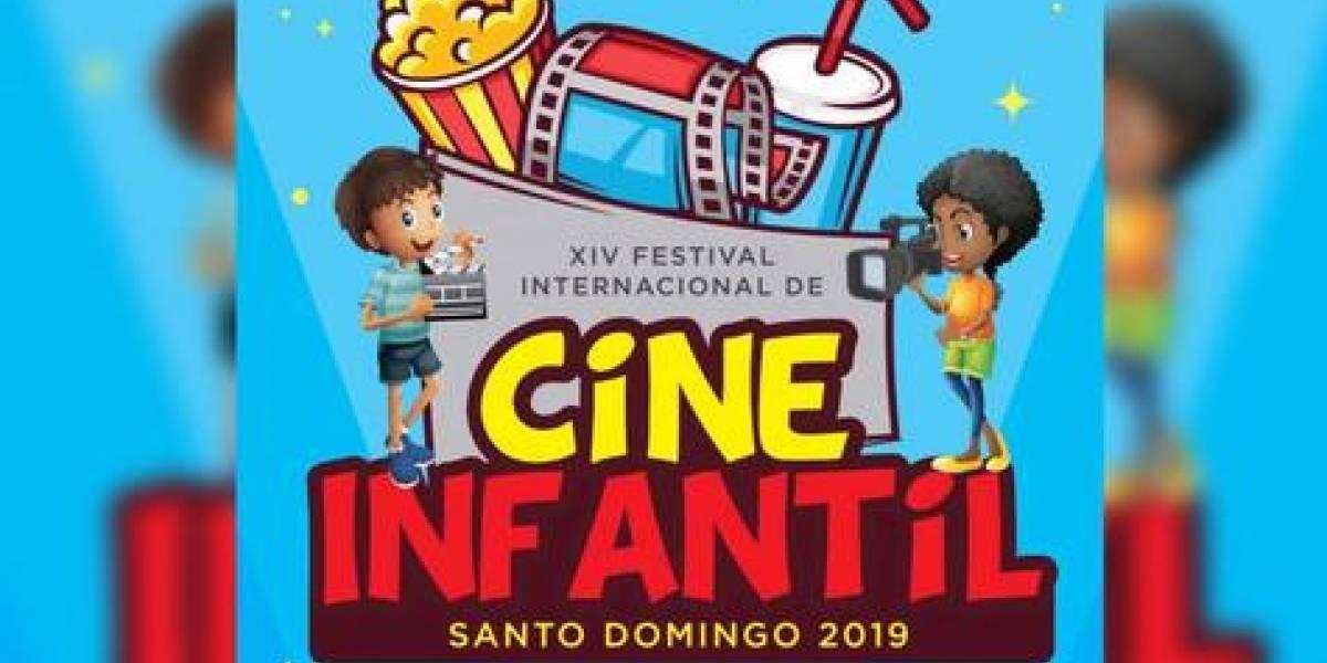 """""""XIV Festival Internacional de Cine Infantil"""" del 25 al 31 en Santo Domingo y Santiago"""