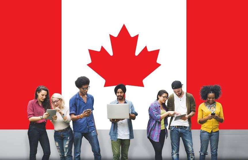 Canadá trabajo