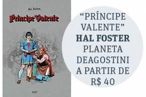 Príncipe Valente HQ Hal Foster