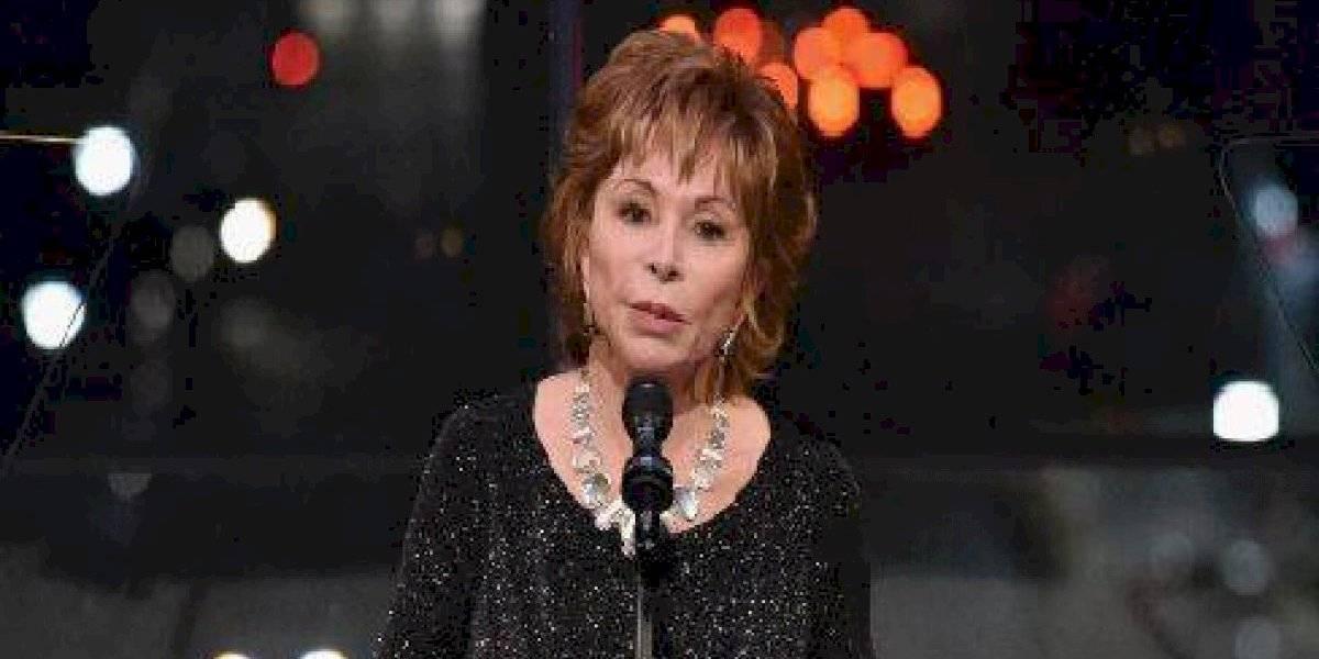 Isabel Allende estremece con una nueva novela
