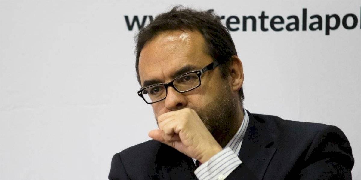 Destituyen del Coneval a Gonzalo Hernández Licona; llega en su lugar José Nabor Cruz