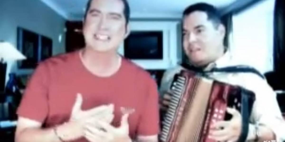 El cantante de vallenato que reemplazará a Ernesto Macías en la Presidencia del Senado