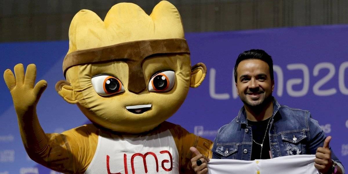 Luis Fonsi se presentará en la inauguración de los Juegos Panamericanos de Lima 2019