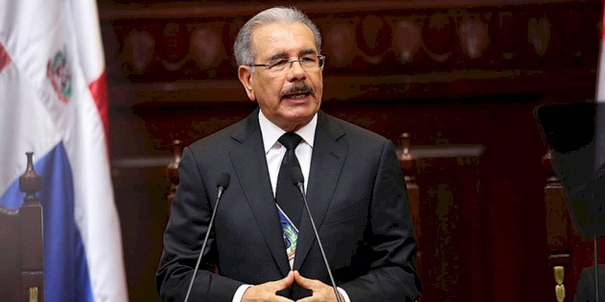 Presidente Medina anuncia que no optará por un nuevo mandato; dice que continuará trabajando por el país