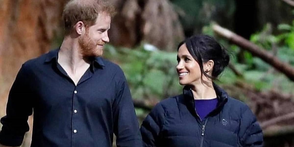 """Meghan Markle y el príncipe Harry convirtieron su residencia en una """"fortaleza"""" para tener mayor privacidad"""