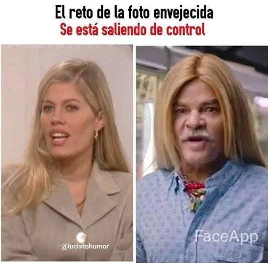 memes cambio de look de Valderrama