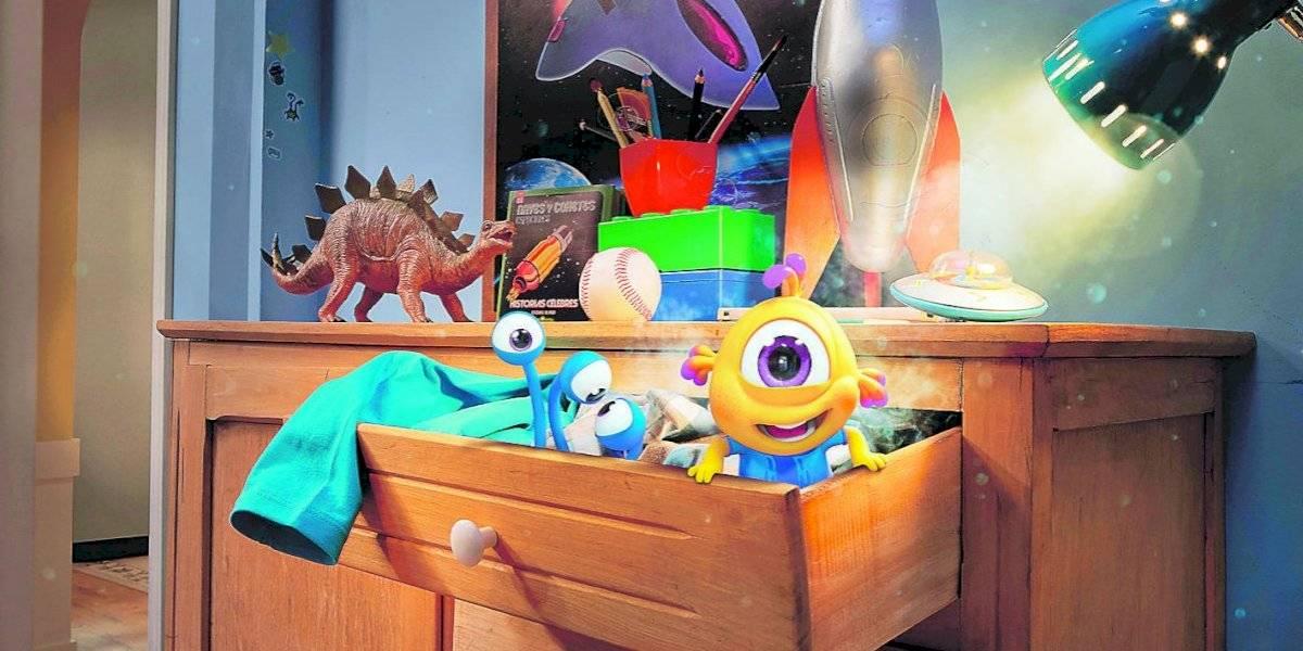 """""""Nivis"""": así es la llamativa nueva apuesta de Disney Junior"""