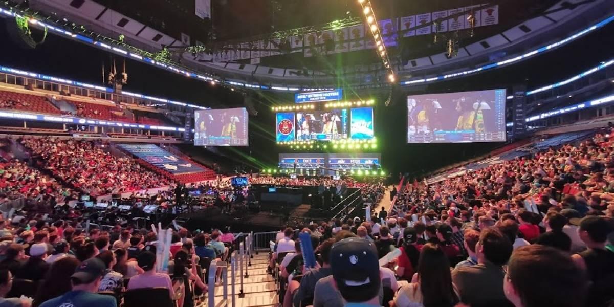 Intel Extreme Masters 2019: La experiencia única de vivir el torneo de esports en el estadio de los Chicago Bulls