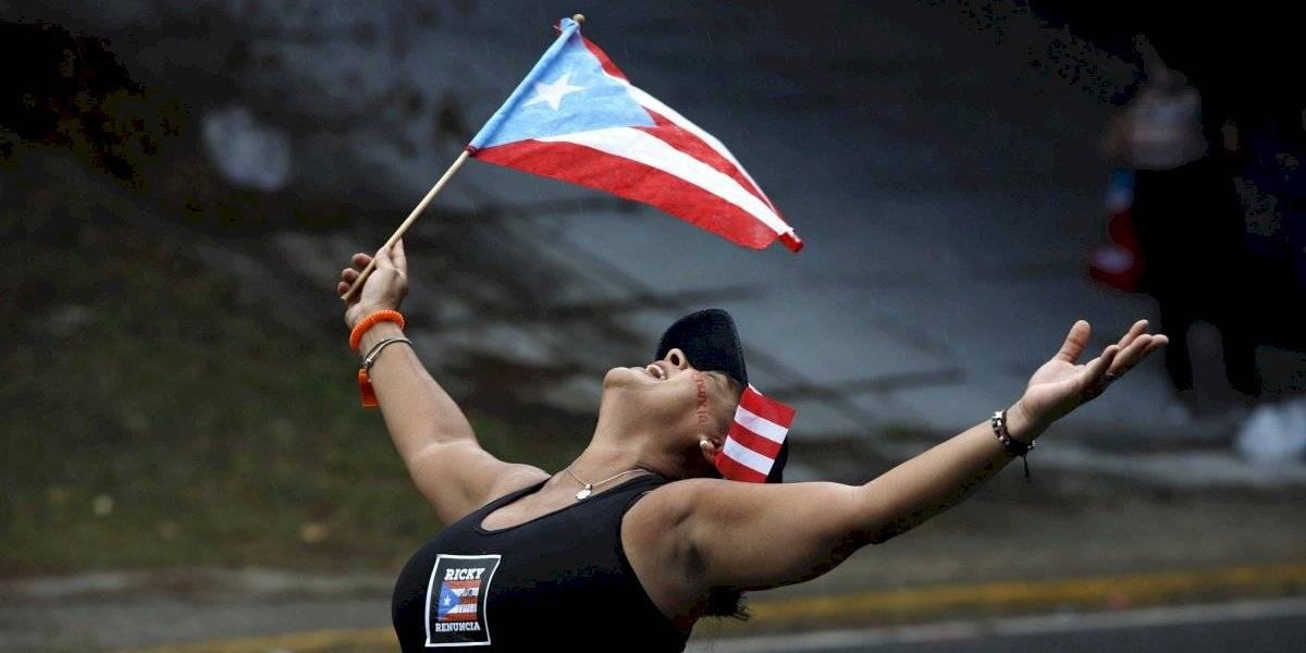"""Puerto Rico: Las imágenes que resumen """"La Marcha del pueblo"""""""