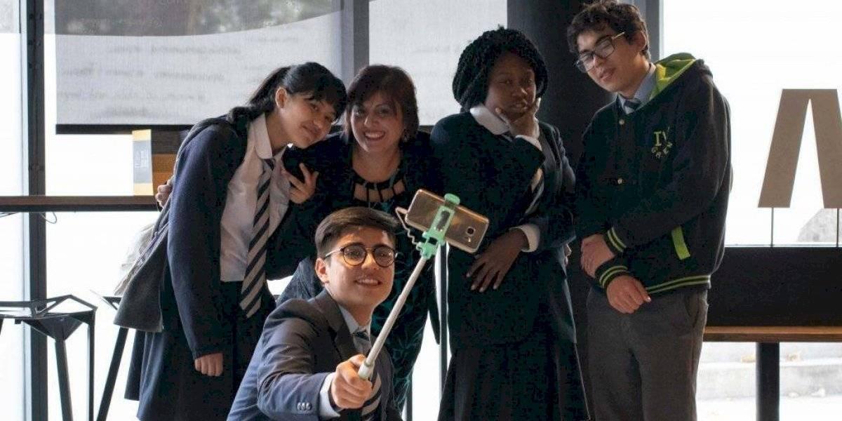 """Concurso """"Soluciones para el Futuro"""" logra convocar a 1500 estudiantes de enseñanza media"""