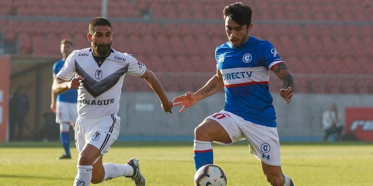 La UC jugará la revancha ante Santiago Morning después de su reaparición en el Campeonato Nacional