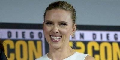 La transparencia de Scarlett Johansson que reveló un tatuaje secreto en la Comic-Con