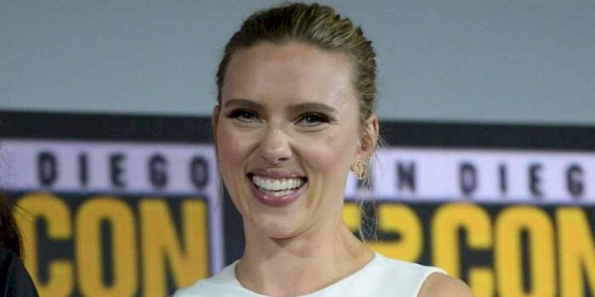 """Scarlett Johansson dijo que la """"monogamia es antinatural"""""""