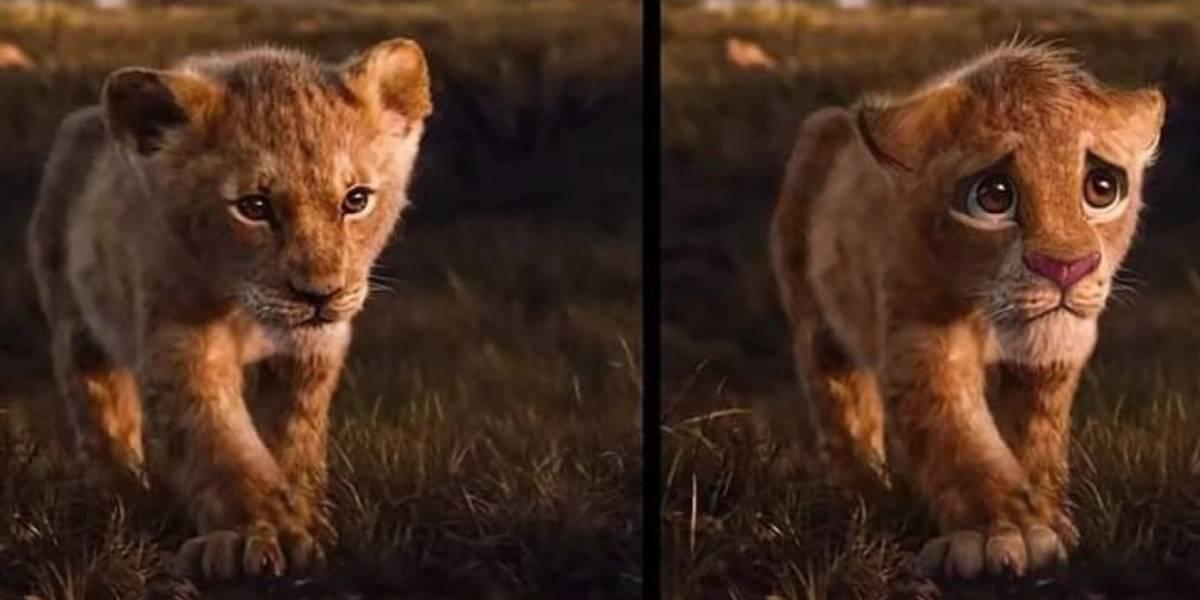 La otra versión de El rey león que esperábamos ver en el cine