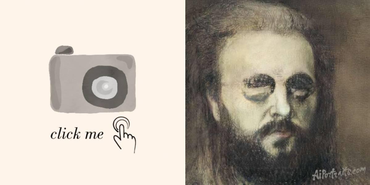 Tiembla FaceApp: IA ahora convierte tu rostro en un retrato clásico de museo