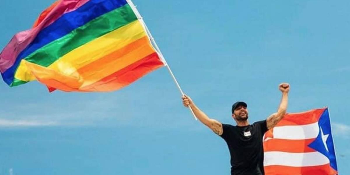 Ricky Martin ofrece poderoso mensaje en el Día Internacional contra la Homofibia