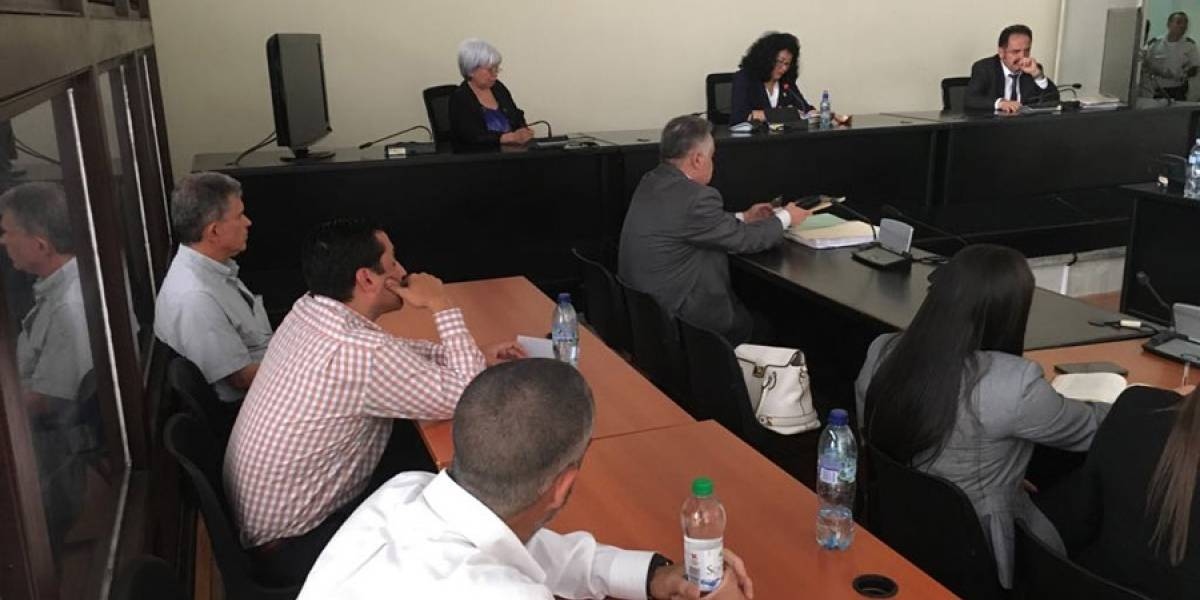 Dictan penas de 6 hasta 14 años de cárcel a acusados por el caso Odebrecht