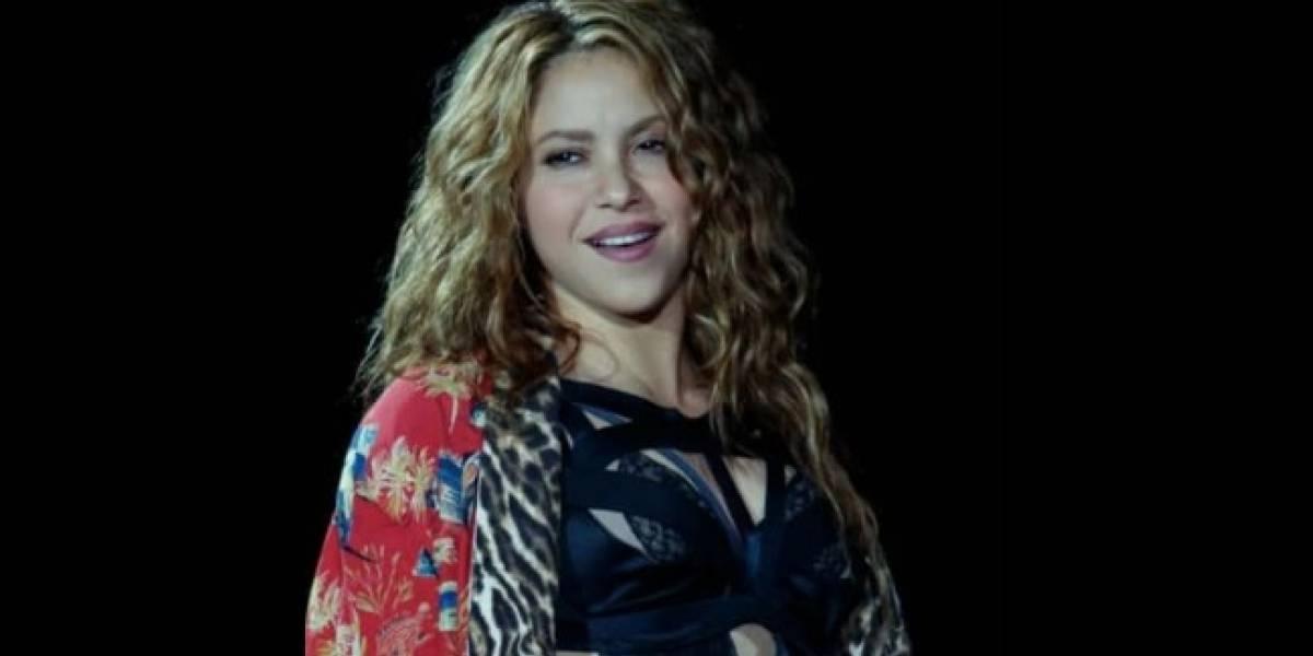 ¡Polémica! Por esta foto, Shakira es acusada de promover el maltrato y la explotación animal