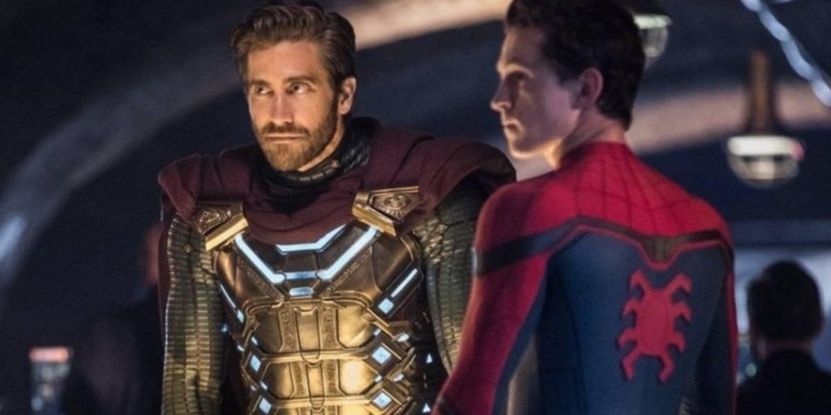 Como Spider-Man Far From Home muestra el giro de trama casi desde el principio