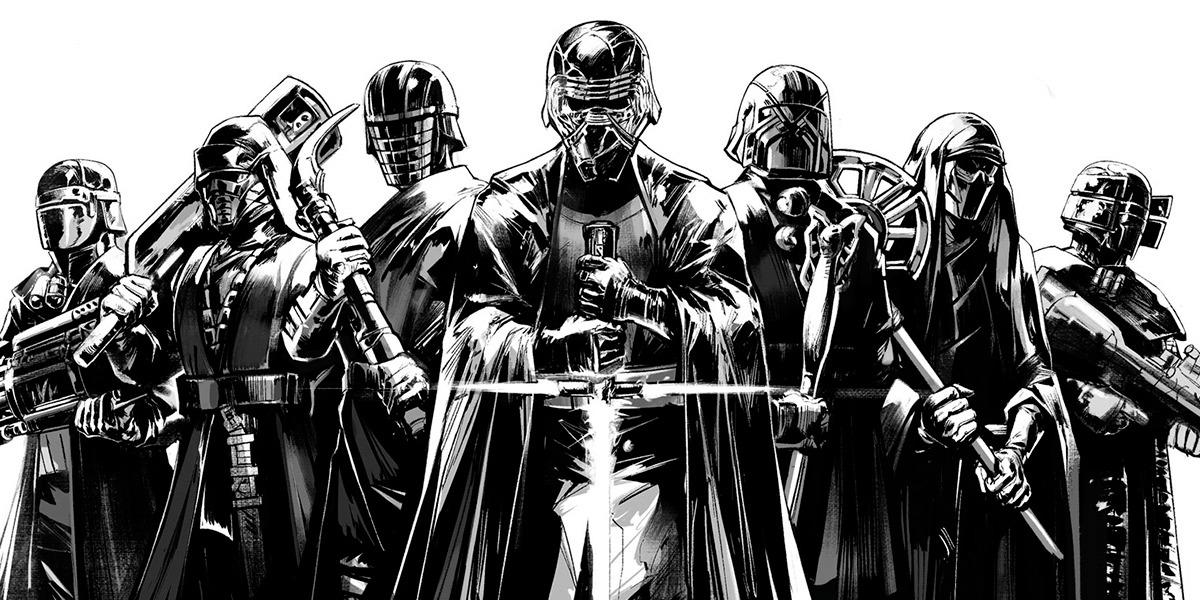 Star Wars: The Rise of Kylo Ren de Marvel Comics será el preludio al Episodio IX