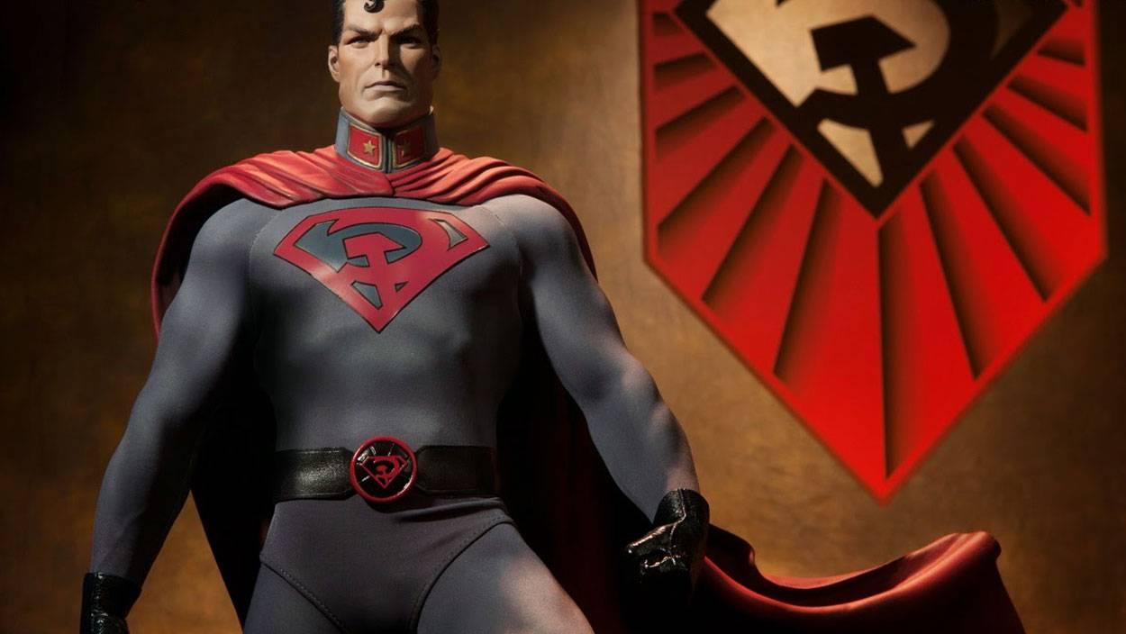 Es oficial, Superman: Red Son tendrá su película animada