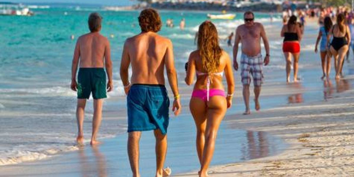 RD recibió más de 3,5 millones de turistas en el primer semestre