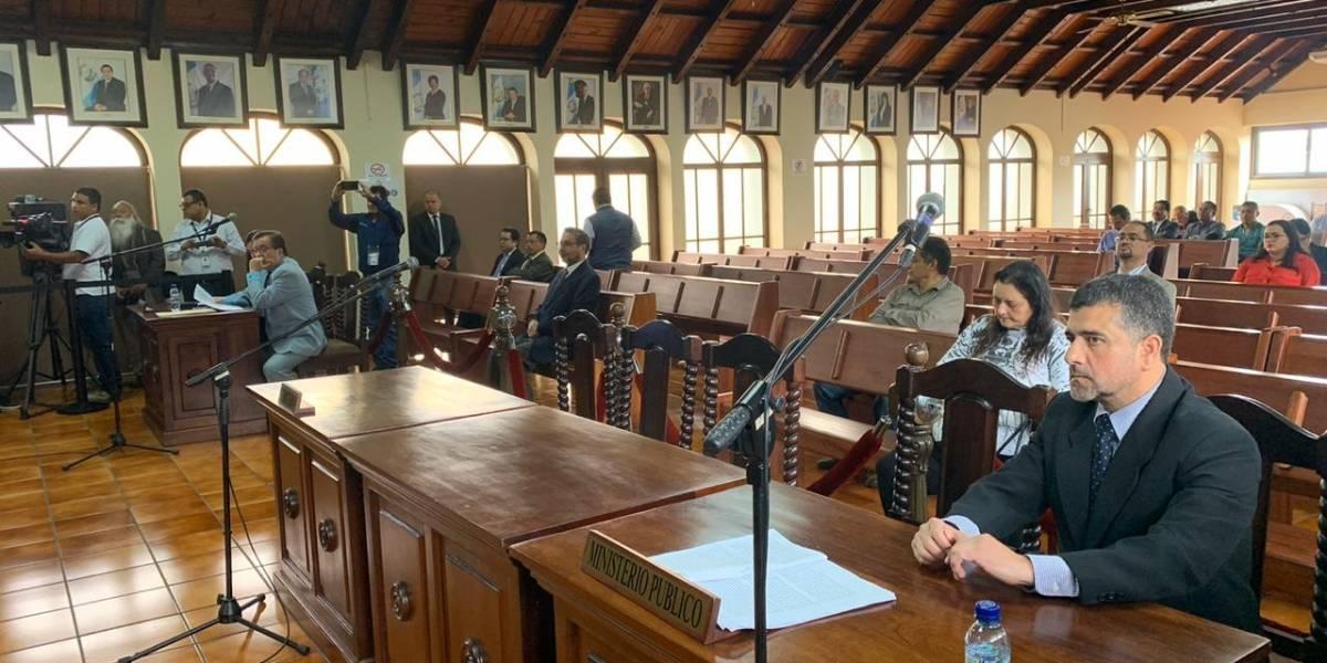 Abogado busca que CC ordene al presidente Morales negociar ampliación del acuerdo de la CICIG