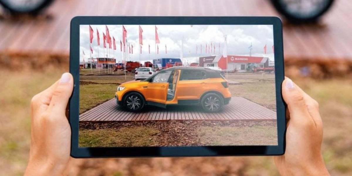 Volkswagen lanza aplicativo móvil de Realidad Aumentada ¿cómo funciona?