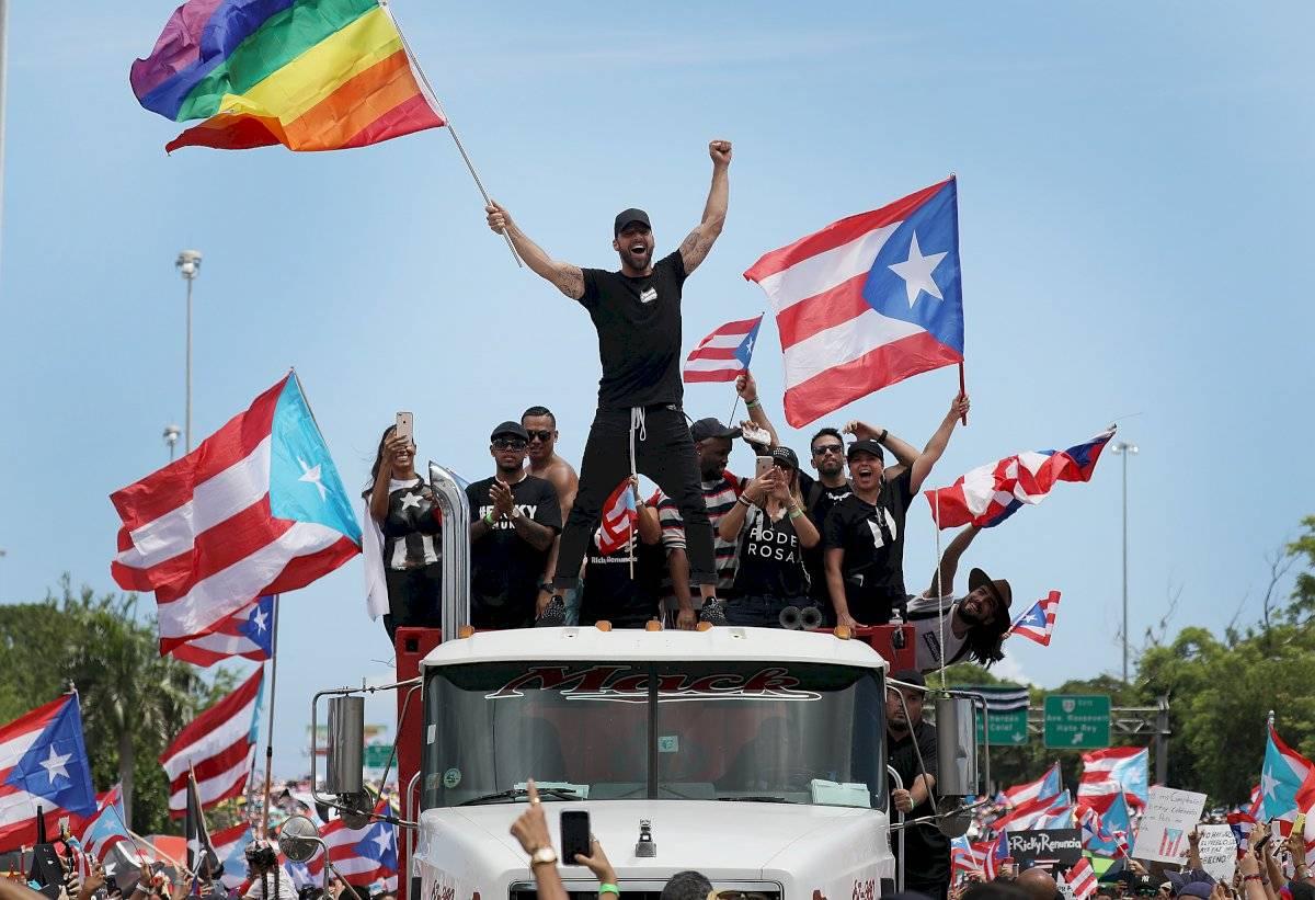 Ricky Martin - Puerto Rico
