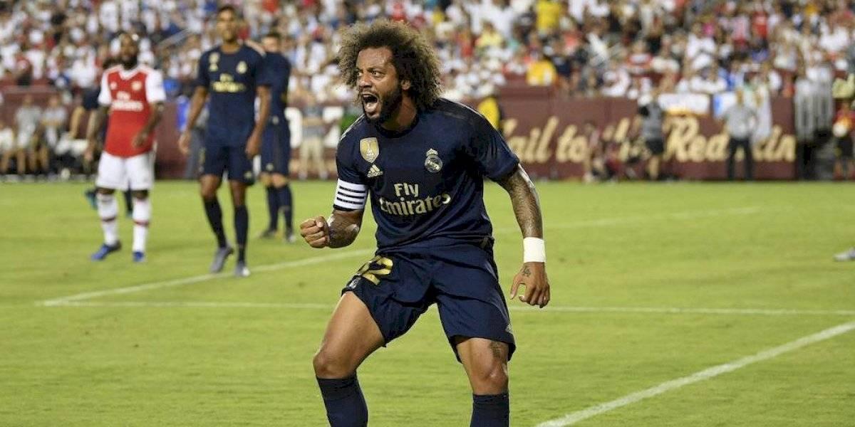 Real Madrid supera al Arsenal en penales