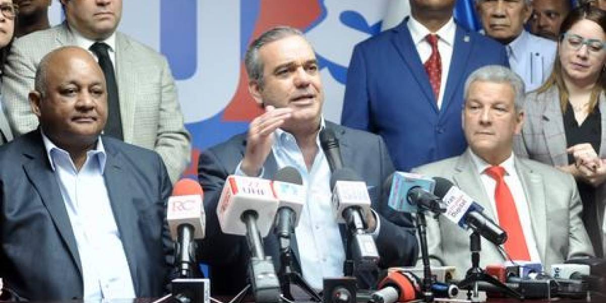 Abinader saluda la decisión tomada por el presidente
