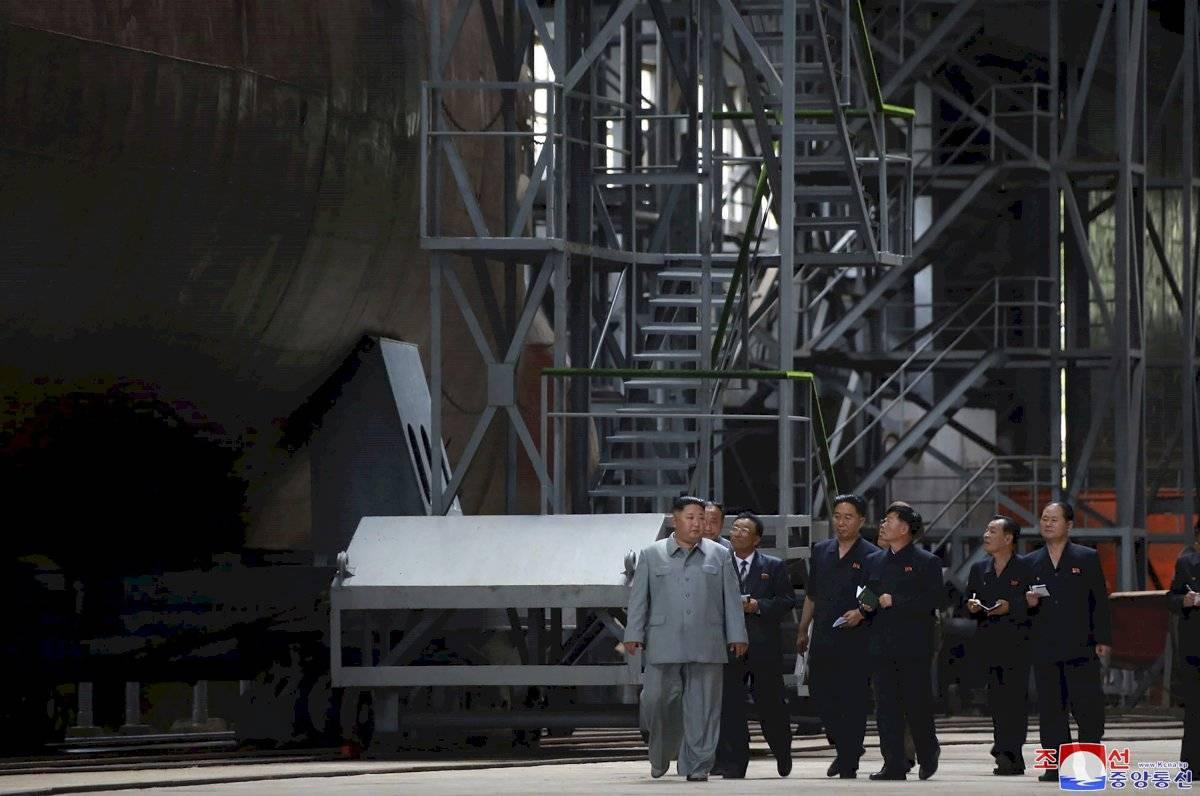 submarino Kim
