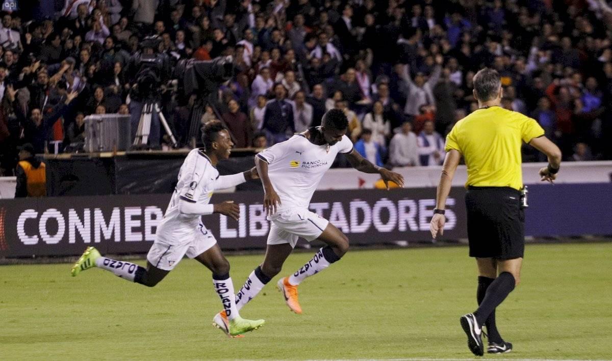 Liga de Quito vs Olimpia API