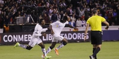 Liga de Quito vs Olimpia