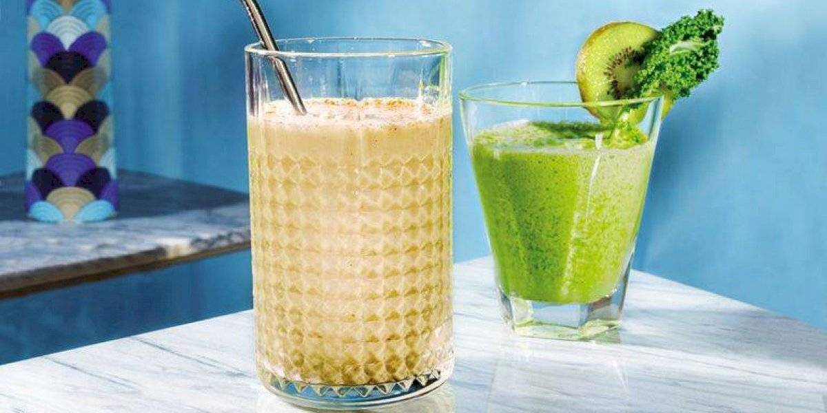 Vitamina Crisp de maçã ajuda a emagrecer e dá energia para os exercícios